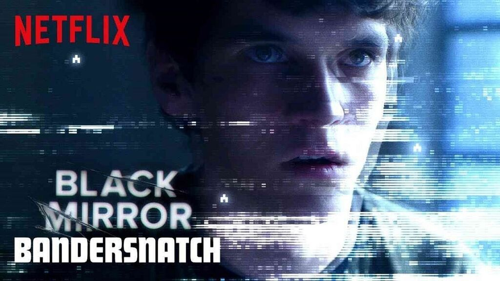 black mirror, bandersnatch,, suspenso, horror, futuro, ciencia ficcion, netflix, netflix ecuador, accion, español, pelicula, serie, serie de tv, tv, television