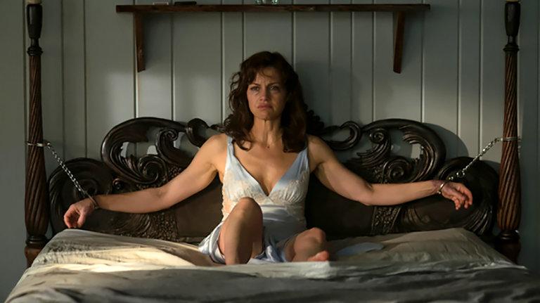 Stephen King, Carla Gugino, El juego de Gerald, Netflix Ecuador,suspenso, abuso masculino