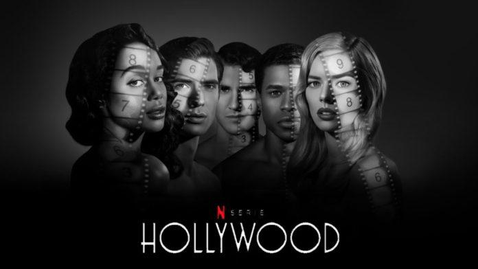 hollywood, drama, de epoca,estados unidos, pelicula, serie, television, serie de tv, ryan murphy, gay, lgbt