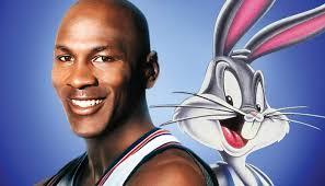 Michael Jordan, Bugs Bunny, Netflix