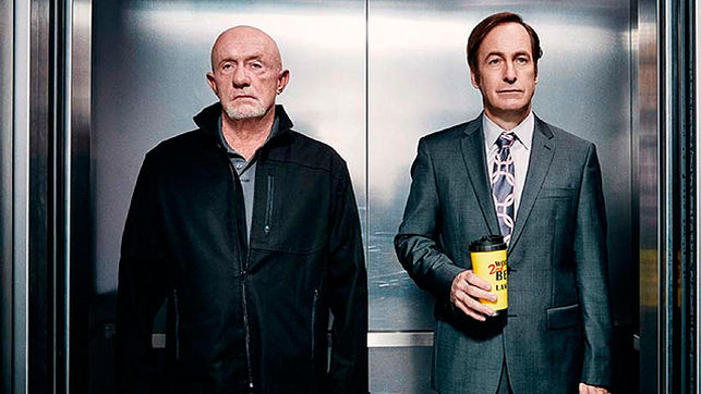 """Mike Ehrmantraut, Bob Odenkirk, """"Better call Saul"""", Netflix, series Ecuador"""