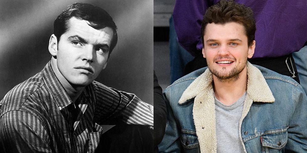 Fotos de Jack y Ryan Nicholson ambos a los 20 años., hollywood,netflix, netflix ecuador