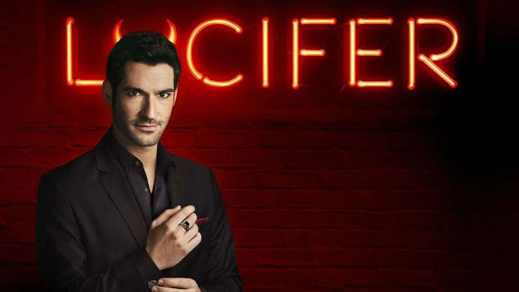 Tom Ellis, Lucifer, Netflix, serie