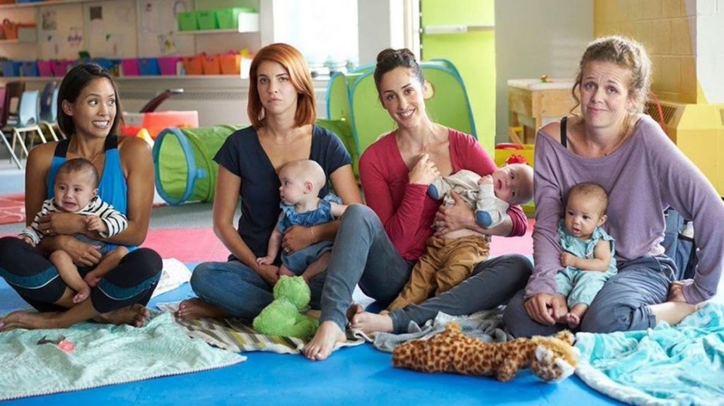 comedia, netflix ecuador, serie de tv, tv, television, pelicula, cine, cable, estrenos, netflix, workin' moms, madres trabajadoras, catherine reitman