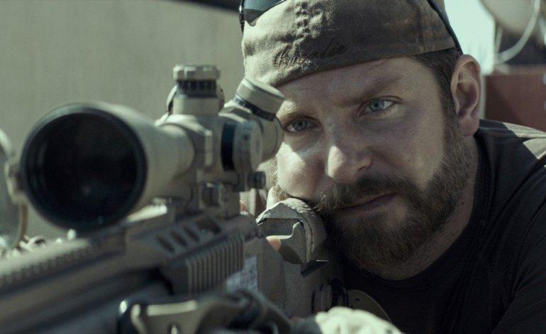 """Brad Cooper en """"El francotirador"""", dirigida por Clint Eastwood"""