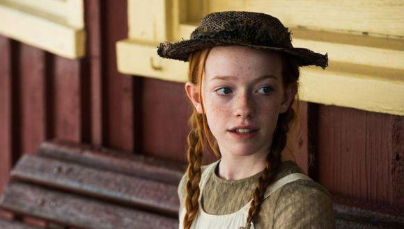 Amybeth McNulty interpreta a Anne Shirley