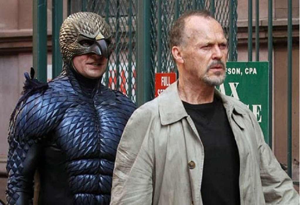 """Michael Keaton en """"Birdman"""", netflix, oscar"""