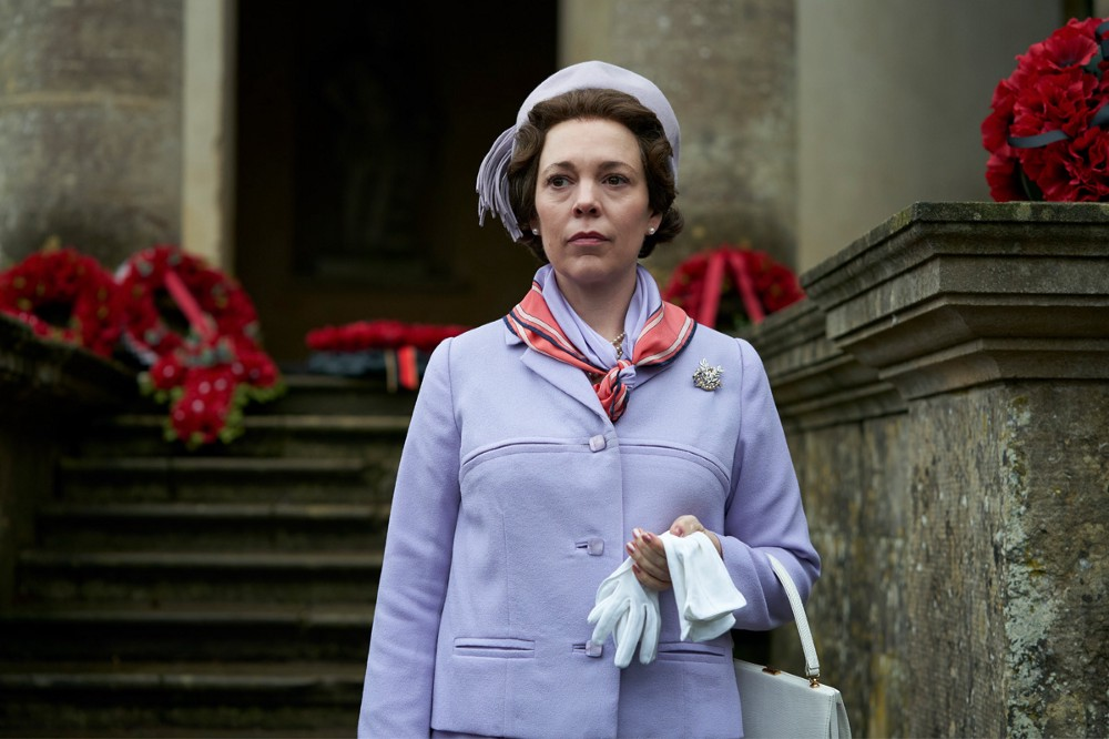 Olivia Colman, Reina Isabel II de Inglaterra, The Crown