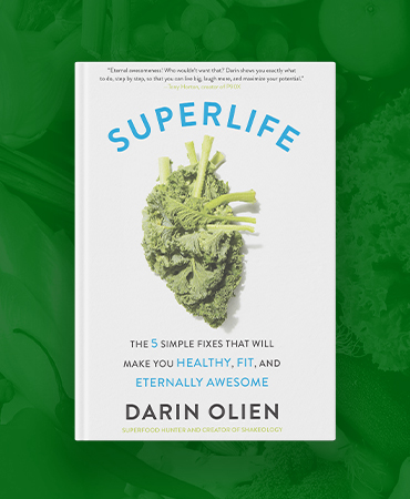 """Superlife"" ,  Down to Earth, Darin Olien, Zac Efron"