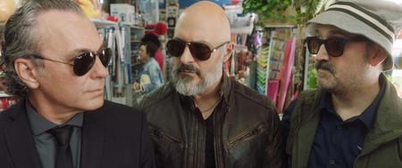 José Coronado , Javier Cámara  y Roberto Álamo, es por tu bien, netflix