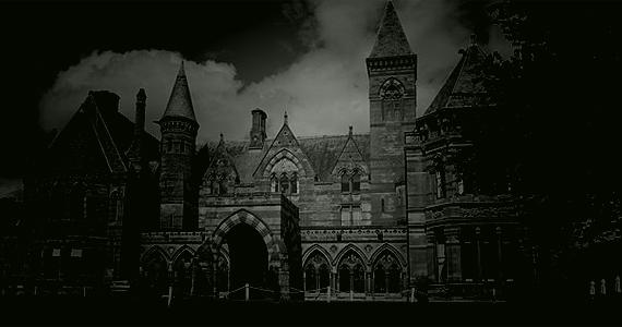 """Los exteriores de Ettington Park Hotel han sido usados para crear la imagen de """"Hill House"""""""