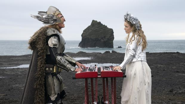 Will Ferrell , Rachel McAdams,Eurovision: the Story of Fire Saga, netflix, eurovison
