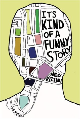 It's Kind of a Funny Story, Ned Vizzini.