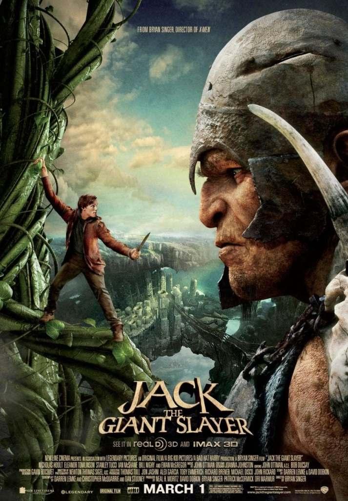 Nicholas Hoult en Jack el Cazagigantes