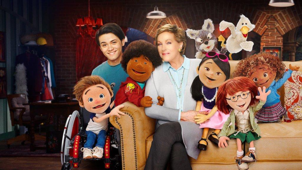 Julie Andrews fomenta el amor por las artes en los niños