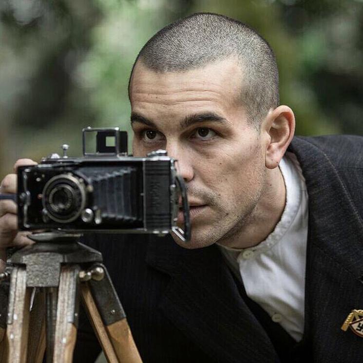 Mario Casas ,El fotógrafo de Mauthausen, netflix
