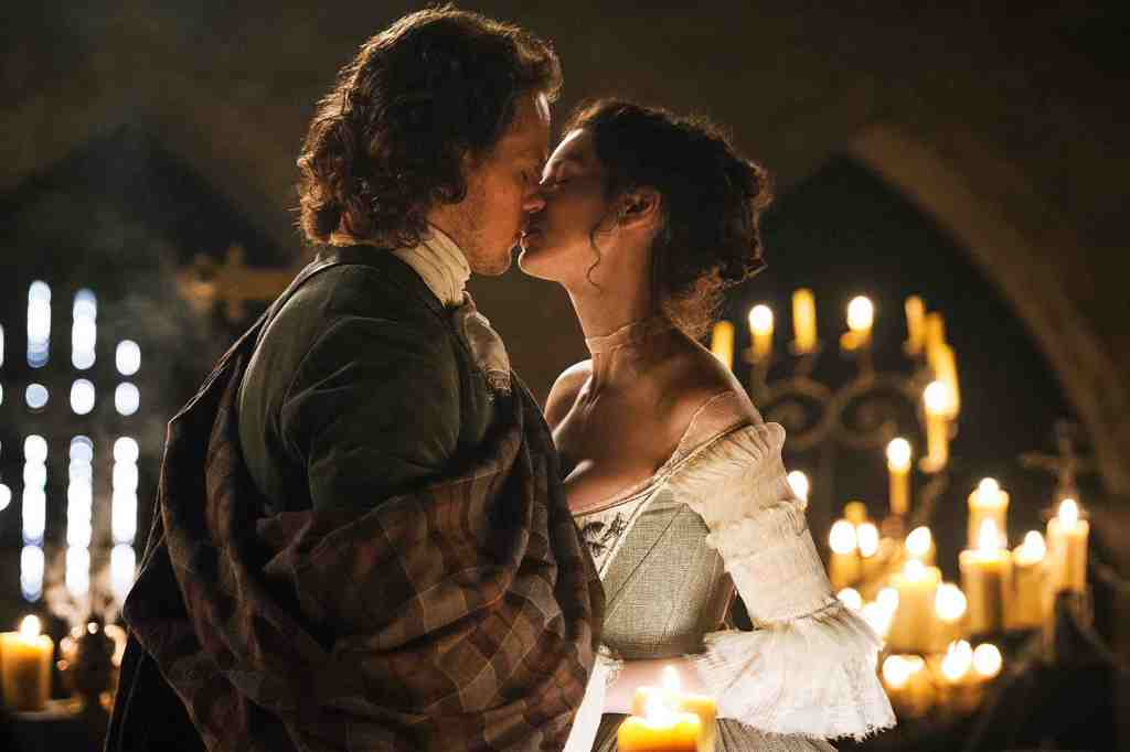 "Sam Heughan,Jamie Fraser,Caitriona Balfe ,Claire Fraser,""Outlander"", netflix"