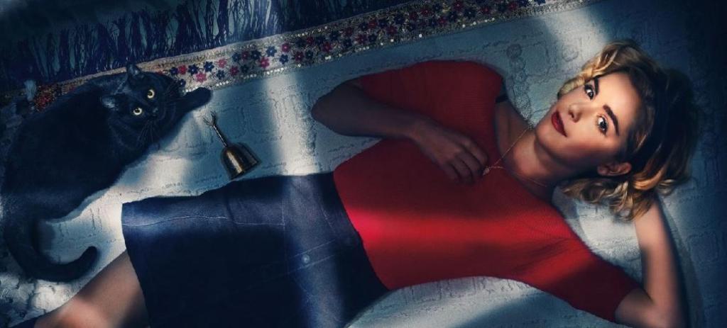 """Kiernan Shipka en """"El mundo oculto de Sabrina"""""""