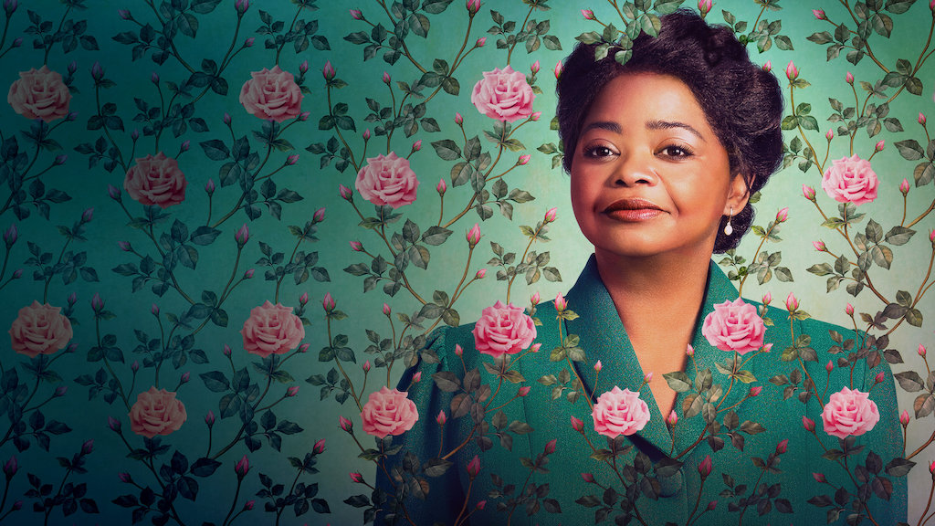 "Octavia Spencer en ""Self-made"""