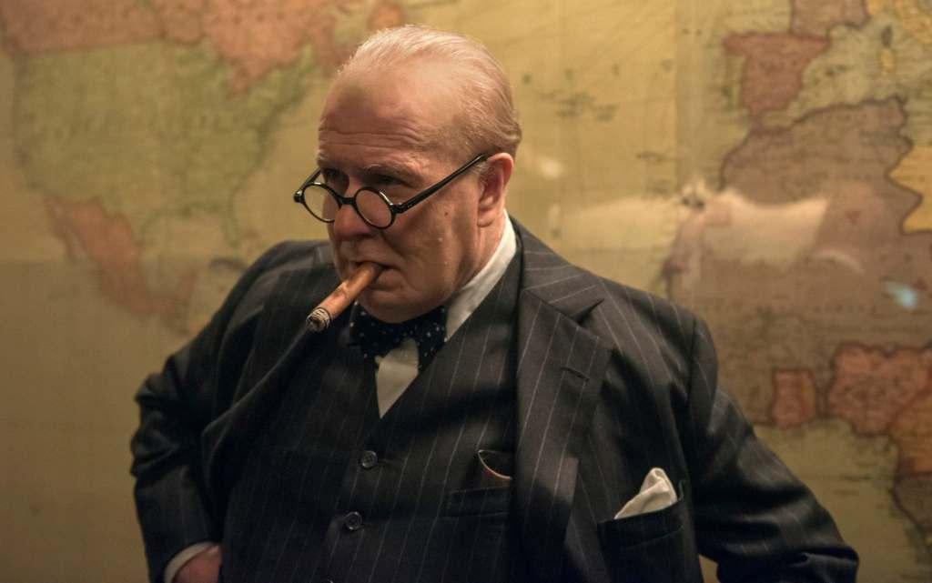 Gary Oldman obtuvo el Óscar en su papel de Winston Churchill