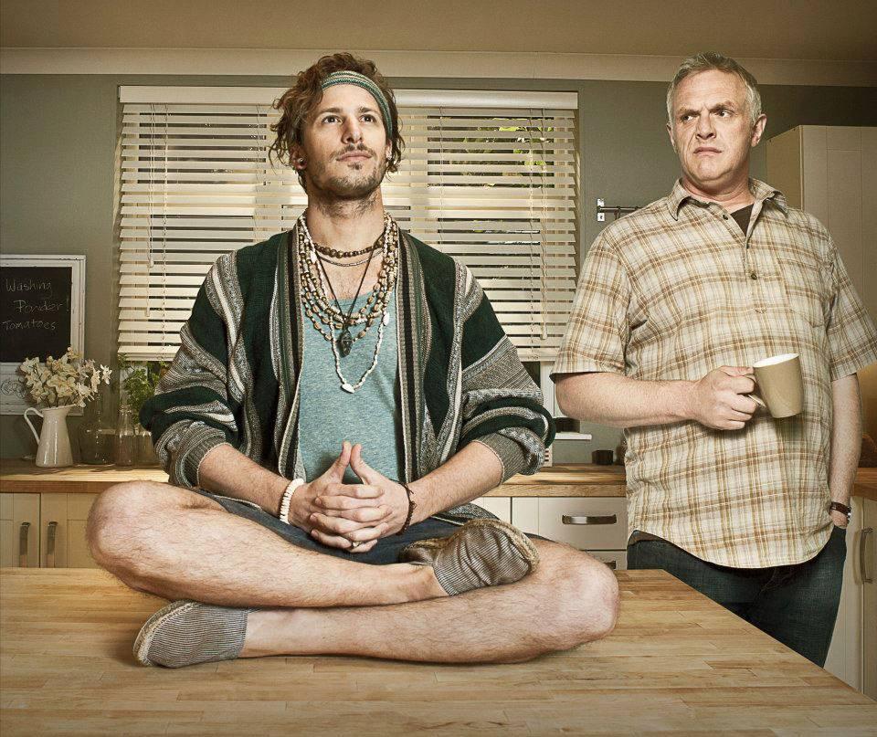 Adam Sandberg, Greg Davies,primera temporada  Cuckoo, netflix