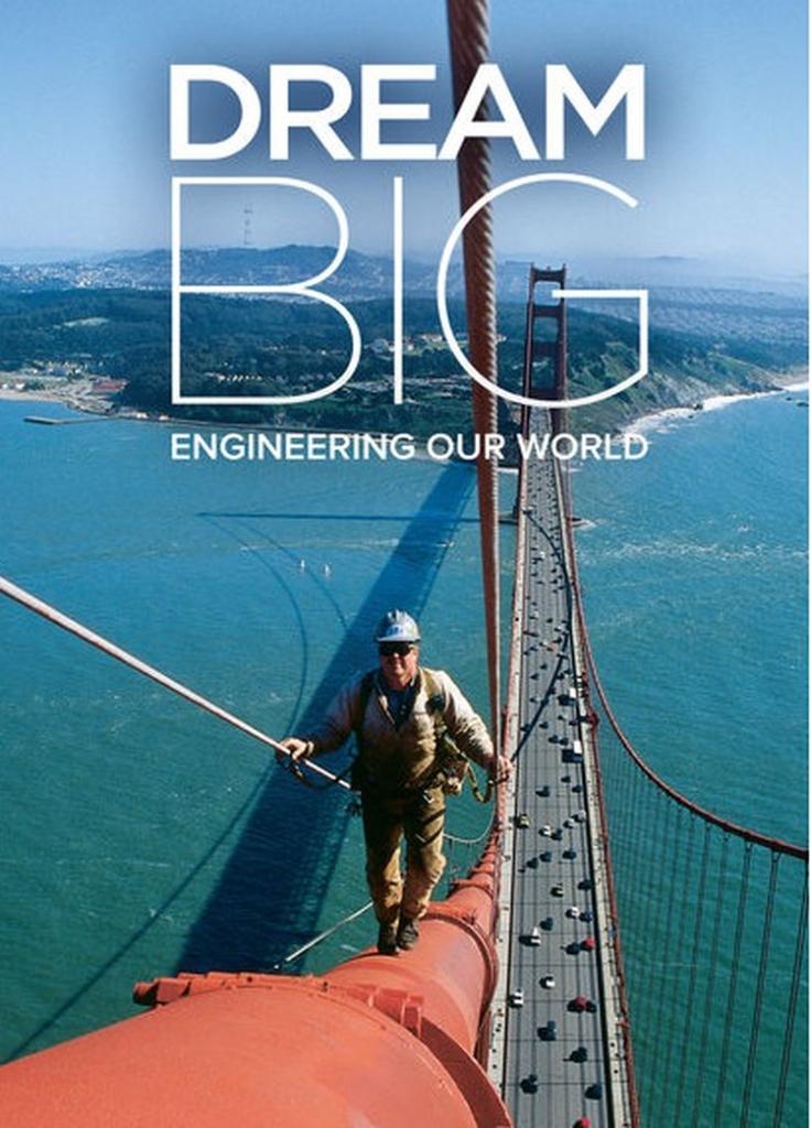 Dream Big es parte de un programa educativo más grande
