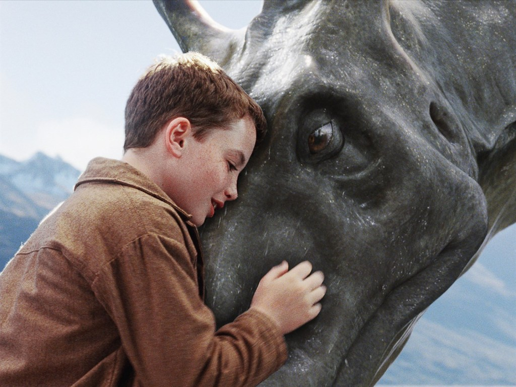 "Alex Etel en ""Mi Mascota es un Monstruo"""