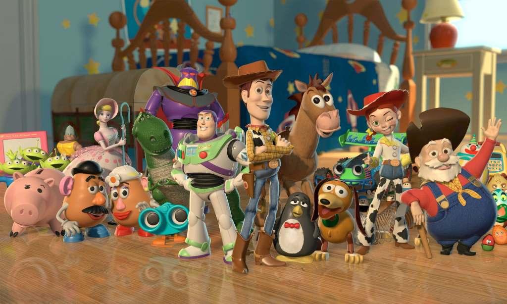 Toy Story ,escuchar inglés, netflix