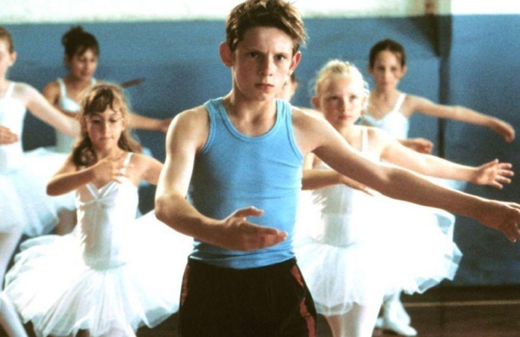 Jamie Bell es Billy Elliot