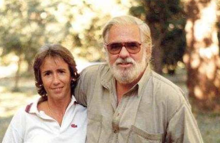 María Marta García Belsunce y su esposo Carlos Carrascosa