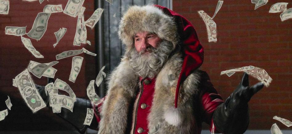 Kurt Russell , Crónicas de Navidad