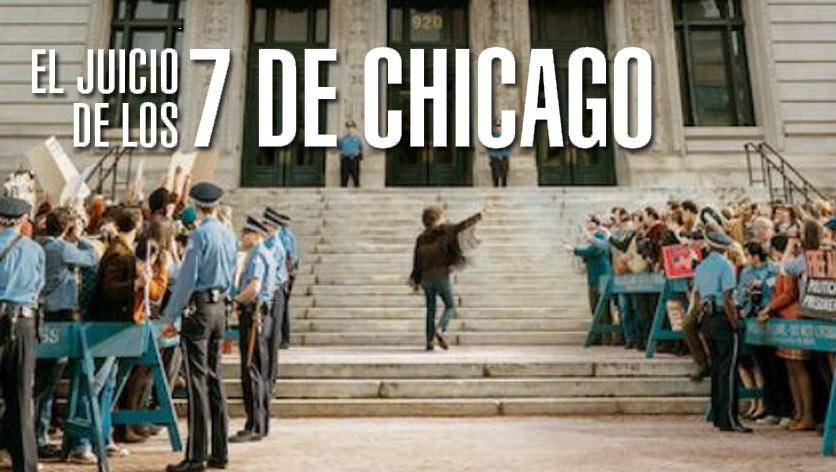 El Juicio de los 7 de Chicago ,Óscar ,La Red Social
