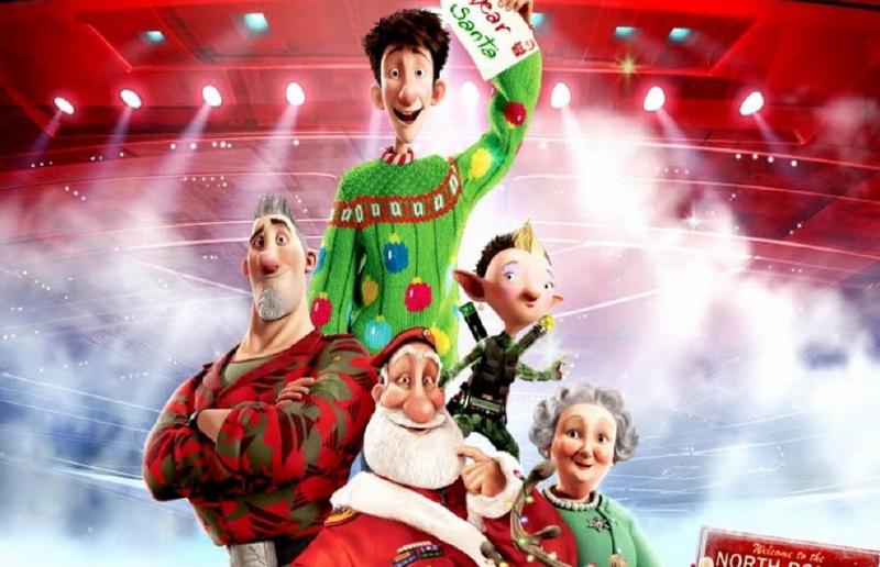 familia Claus , Arthur Christmas