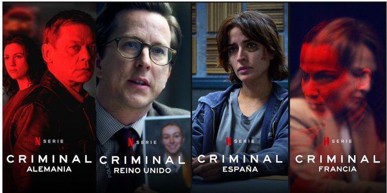 Criminal Reino Unido, Criminal Francia, Criminal  Alemania, Criminal  España