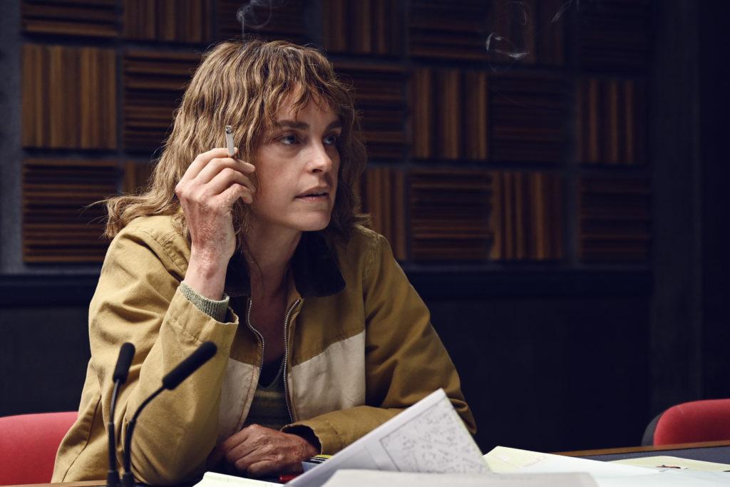 Nina Hoss, Criminal Alemania.