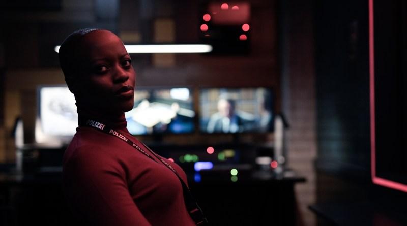 Florence Kasumba ,Black Panther,Criminal Alemania