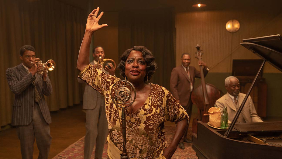 Chadwick Boseman,Viola Davis,La madre del blues
