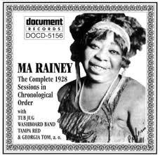 Ma Rainey, madre del blues