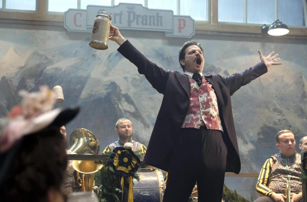 "El personaje de Curt Prank en ""Oktoberfest - Beer & Blood"" tiene base real"