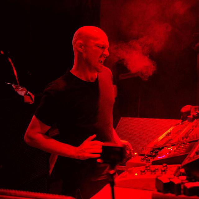 Paul Kalkbrenner ,músico, actor alemán