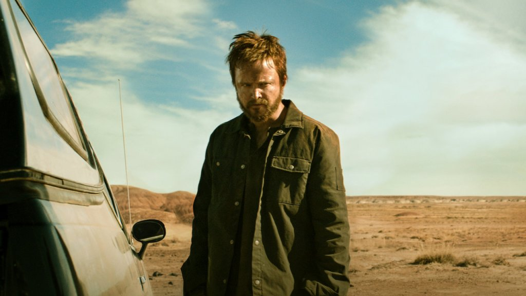 Aaron Paul ,El Camino: una película de Breaking Bad