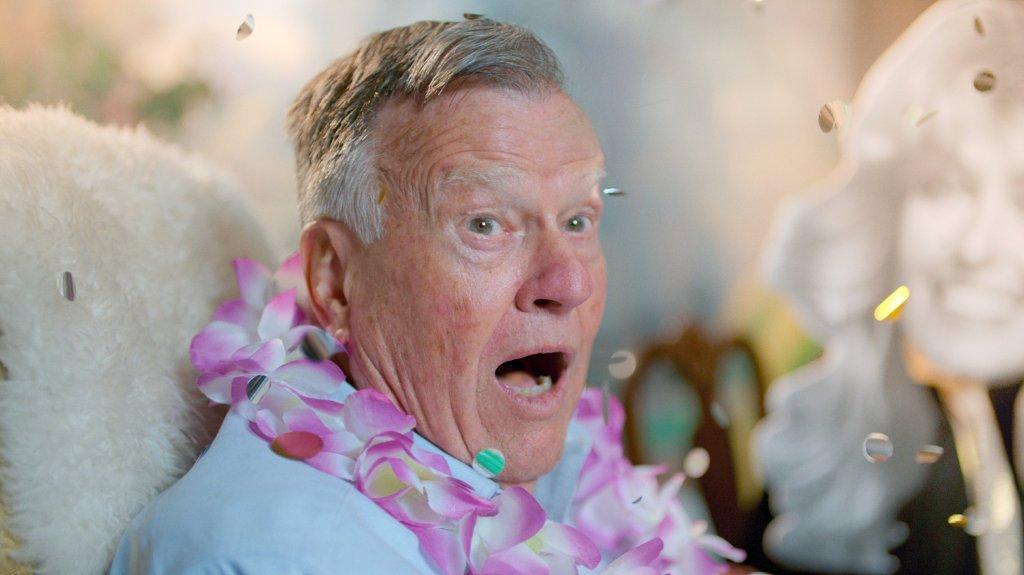Dick Johnson ,Descansa en paz, Dick Johnson