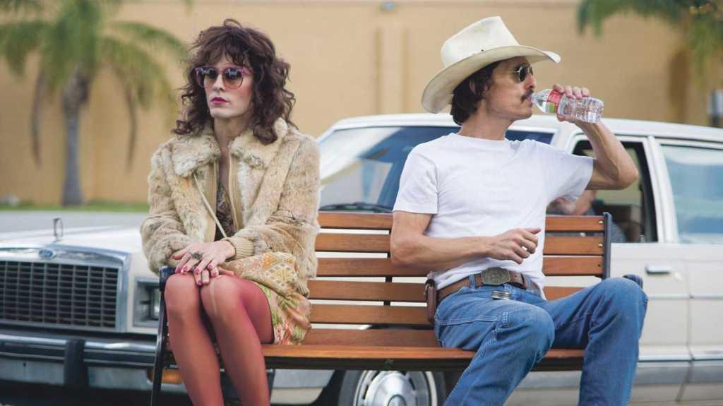 Jared Leto , Matthew McConaughey, Dallas Buyers Club