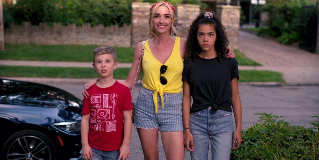 Brianne Howay, Antonia Gentry, Ginny y Georgia